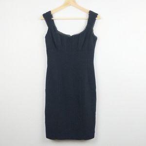 Vintage Nanette Lepore Little Black Dress 4